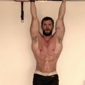 Chris Hemsworth Nude Photos Revealed