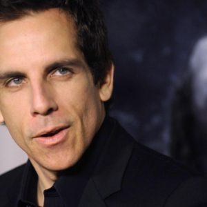 Ben Stiller's Naked Bum