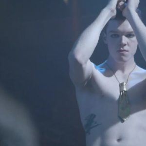 Cameron Monaghan's Caught Nude & Looking Fine