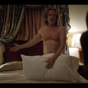 William H. Macy Physical Attributes