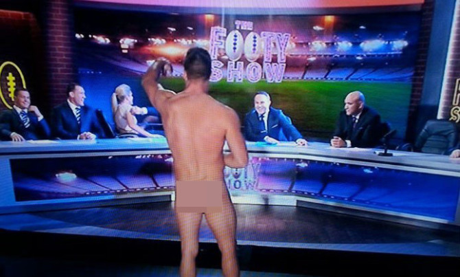beau ryan naked ass censored
