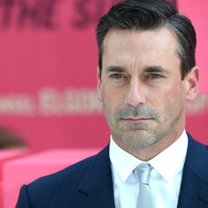 Jon Hamm Is Comfortable With His Huge Penis