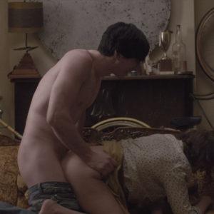 Adam Driver ass sex scene