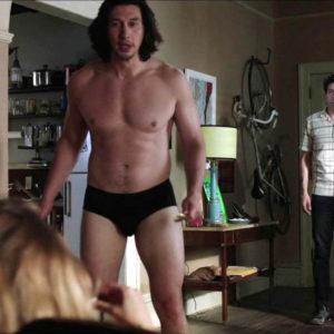 Adam Driver bulge nude