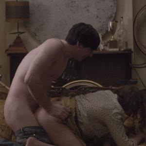 Adam Driver butt sex scene