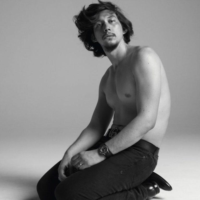Adam Driver fappening shirtless