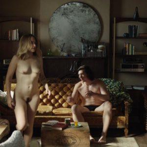 Adam Driver uncensored nude pic nude