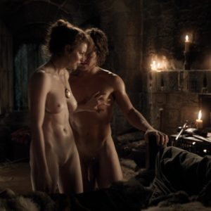 Alfie Allen bulge nude