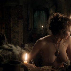 Alfie Allen photo shoot nude