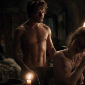 Alfie Allen underwear pic nude
