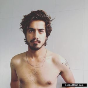Avan Jogia photo shoot nude