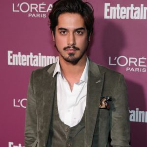 Avan Jogia ripped muscles sexy