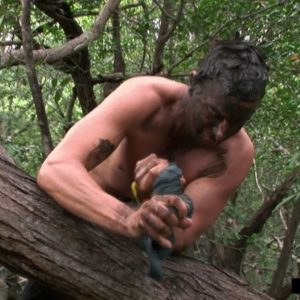 Bear Grylls dick slip nude