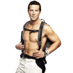 Bear Grylls full frontal sexy