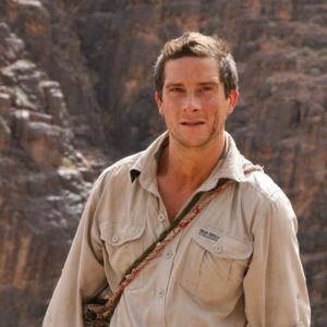 Bear Grylls hard sexy