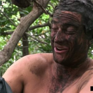 Bear Grylls jerk off nude