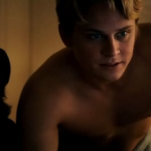 Billy Magnussen jerk off nude