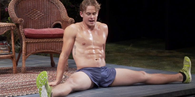 Billy Magnussen nudes nude