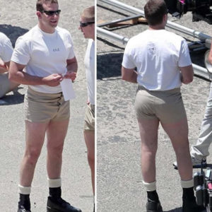 Bradley Cooper big muscles nude