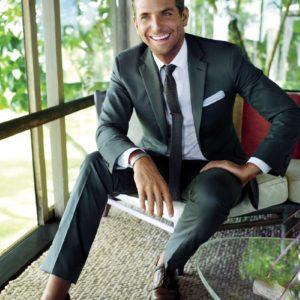 Bradley Cooper bulge gq