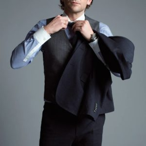 Bradley Cooper chest gq