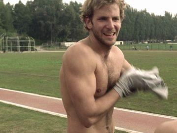 Bradley Cooper jerk off nude