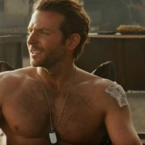 Bradley Cooper photo shoot nude