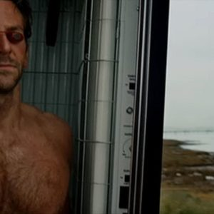 Bradley Cooper ripped muscles nude
