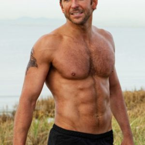Bradley Cooper shirtless picture nude