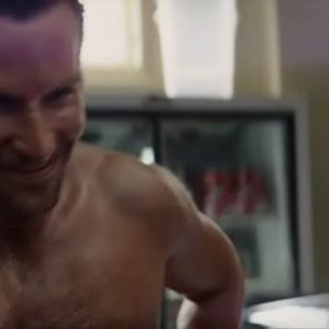 Bradley Cooper uncut penis nude