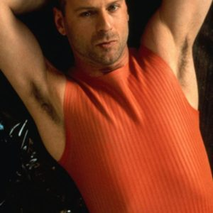 Bruce Willis full frontal sexy