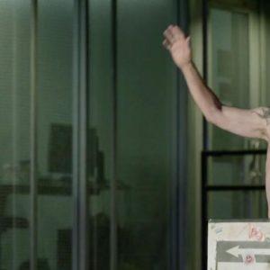Bruce Willis gay nude