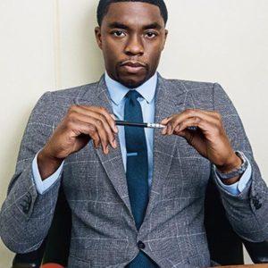 Chadwick Boseman bum sexy