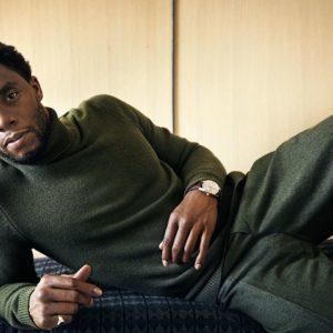 Chadwick Boseman muscles sexy