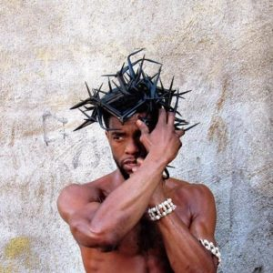 Chadwick Boseman naked nude