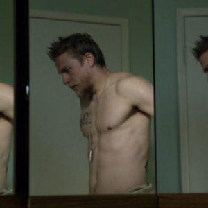 Charlie Hunnam ass nude