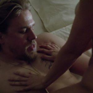 Charlie Hunnam beautiful body nude