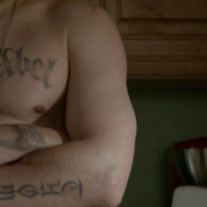 Charlie Hunnam bum nude