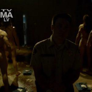 Charlie Hunnam butt nude