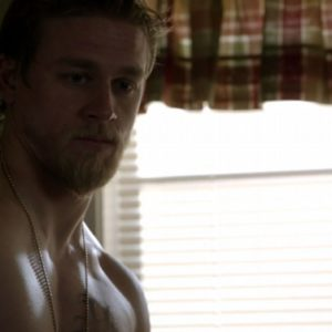 Charlie Hunnam chest nude