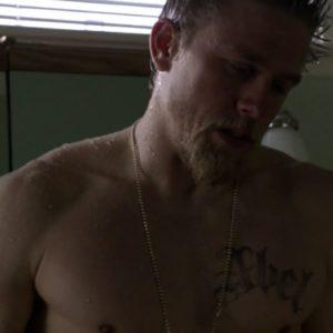 Charlie Hunnam dick slip nude