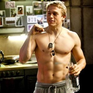 Charlie Hunnam fappening sexy