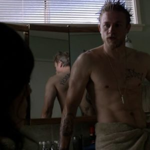 Charlie Hunnam full frontal nude