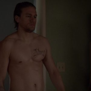 Charlie Hunnam leaked naked nude
