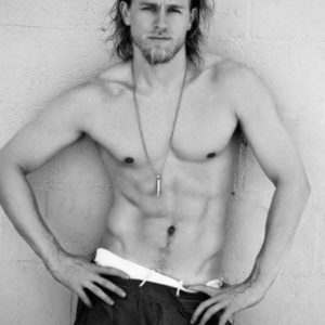 Charlie Hunnam penis showing sexy