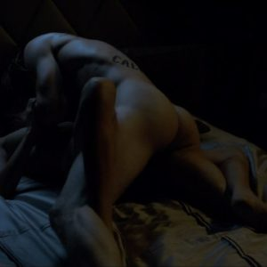 Charlie Hunnam shirtless pic nude