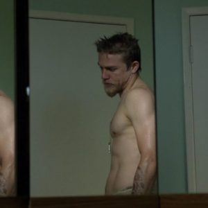 Charlie Hunnam uncensored nude pic nude