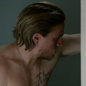 Charlie Hunnam underwear picture nude