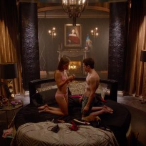 Charlie Matthews bulge nude