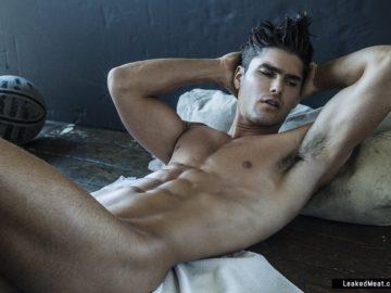 Charlie Matthews cock nude